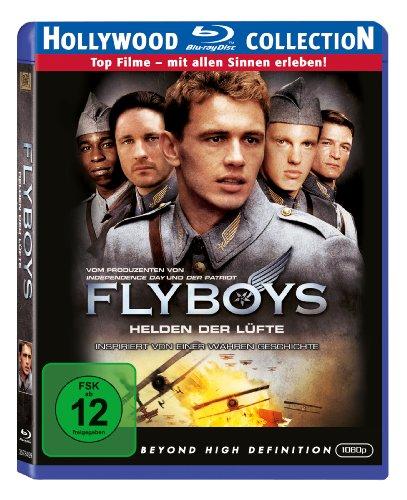 Flyboys - Helden der Lüfte [Blu-ray]