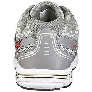 Avia Men's Avi-Execute II Sneaker, Chrome Silver/Frost Grey/Black, 7.5 Medium US