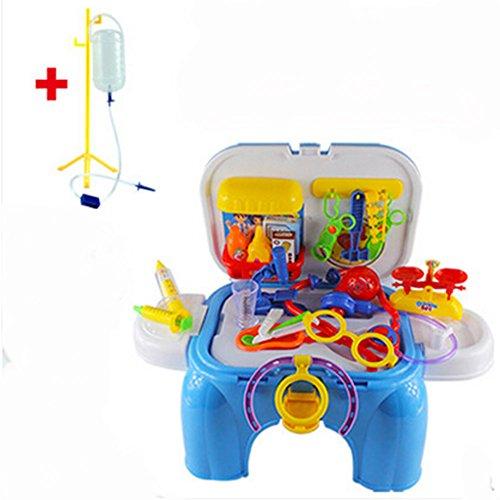 cadeau pour Ki/Kit Doctor pour les enfants/Role Play Game Doctor/Jouets Médecine