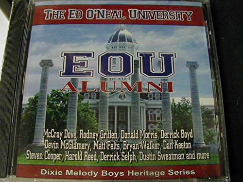 Dixie Melody Boys Heritage Series/The Ed O