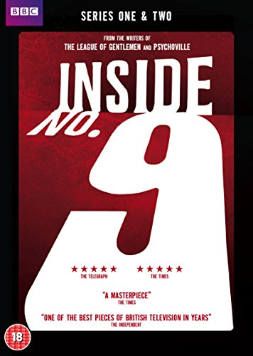 Inside No. 9 - Series 1 & 2 [Reino Unido] [DVD]