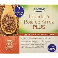 Dietisa - Levadura Roja de Arroz Plus, 30 Capsulas