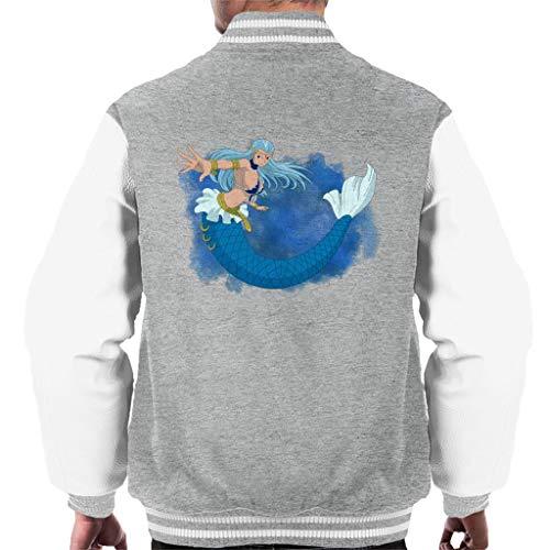 Cloud City 7 Fairy Tail Aquarius Men's Varsity Jacket