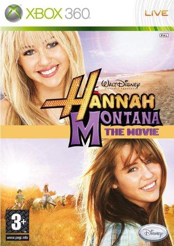 Hannah Montana The Movie (Xbox 360) [Importación Inglesa]