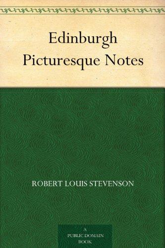 Couverture du livre Edinburgh Picturesque Notes (English Edition)