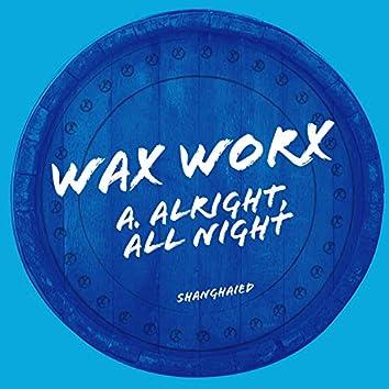 Alright, All Night (Radio Edit)