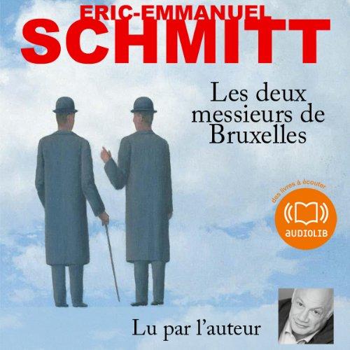 Les deux messieurs de Bruxelles  By  cover art