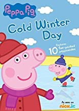 peppa pig cold winter day dvd episodes