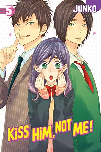 Kiss Him, Not Me Vol. 5 (English Edition)