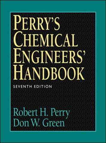 ISE PERRY'S CHEMICAL ENGINEERS HB