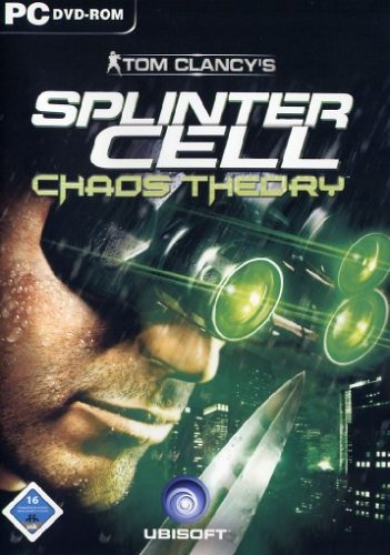 Splinter Cell - Chaos Theory (DVD-ROM)