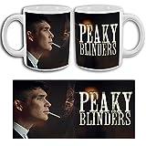 SONSECAR Taza Desayuno Peaky Blinders
