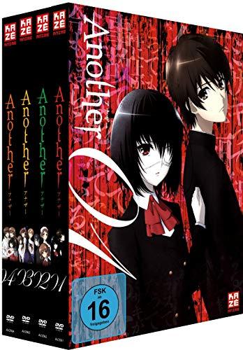 Another - Gesamtausgabe - Bundle - Vol.1-4 - [DVD]