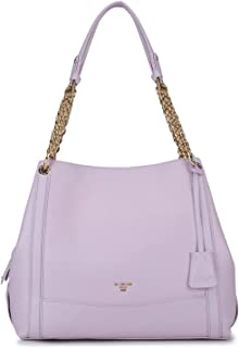 Purple Vianna Tote Bag