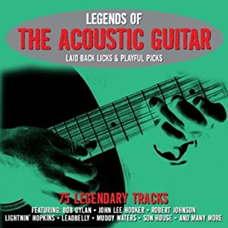 Legends of Acoustic Guitar / Various