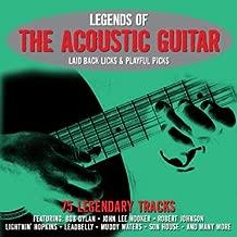 Legends of Acoustic Guitar / Various