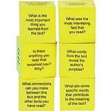 Teacher Created Resources Foam Nonfiction Comprehension Cubes (TCR20703)