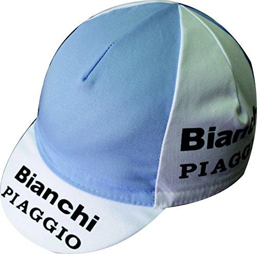 Gorra de ciclismo BIanchi Piaggio