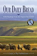 Our Daily Bread: Great Is Thy Faithfulness (Easy Print Books)