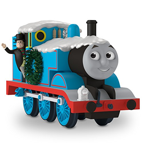 Price comparison product image Hallmark Keepsake 2017 Christmastime With Thomas the Tank Engine Christmas Ornament