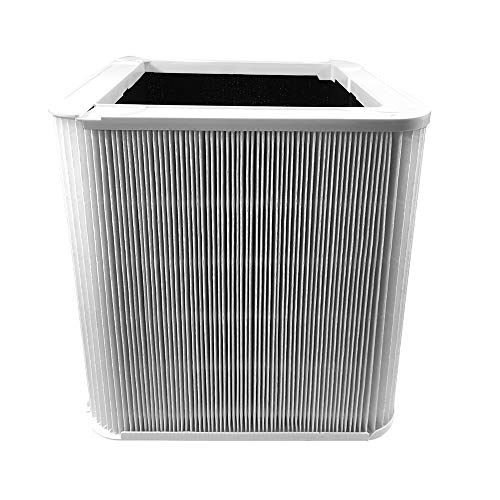 Yours Replacement Filter for Blueair Blue 211+ Particle and Carbon Replacement Foldable Filter