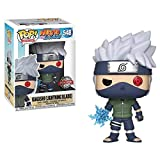 Naruto Shippuden - Kakashi (Lightning Blade) POP Figure #548 Special Edition Exclusive
