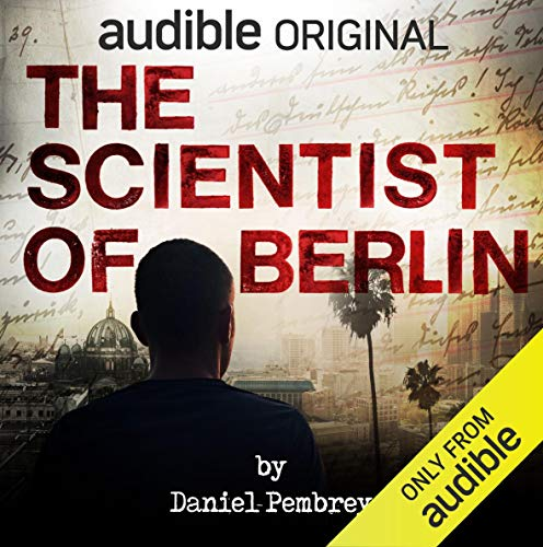『The Scientist of Berlin』のカバーアート