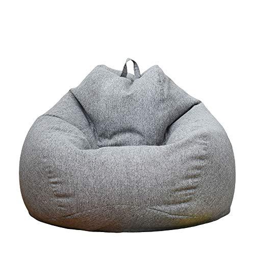 Housse de canapé Paresseux imperméable, Housse de canapé de Chaise de Sac de soja, Pouf inclinable, adapté au Salon, à la Chambre