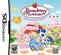 Strawberry Shortcake: Strawberryland Games (輸入版)