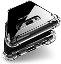 Dashmesh Shopping Shockproof Bumper Hybrid Back Cover Case For Samsung Galaxy S8 [Bumper Corners with Air Cushion Technology]