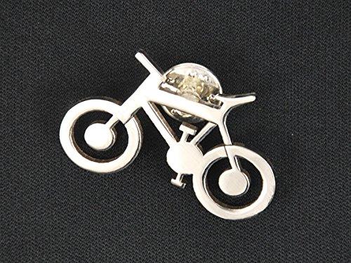 Metal Bicycle Bike Brooch Pin Badge Button Badge Mountain Cycling Mountainbike