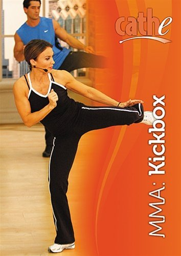 Cathe Friedrich Shock Cardio Mma Kickbox DVD - Mixed Martial Arts - Region 0 Worldwide