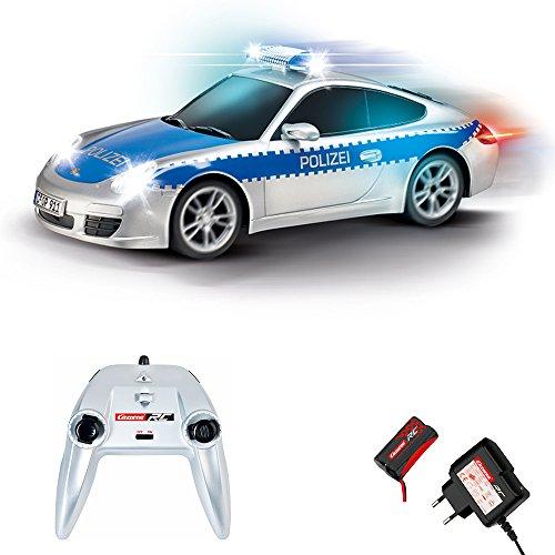 RC Spielzeug kaufen Spielzeug Bild 1: CARRERA RC 370162092 - Polizei Porsche 911, Fahrzeuge mit Funktion*