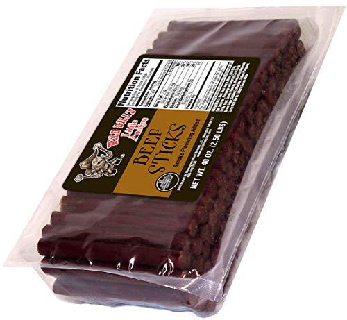 Wild Bill's Little Amigos Beef Sticks - 40oz Bulk Bag (150-ct)