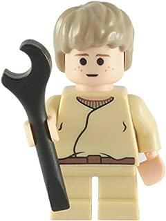 Lego Star Wars Anakin Skywalker Child Minifigure with Spanner