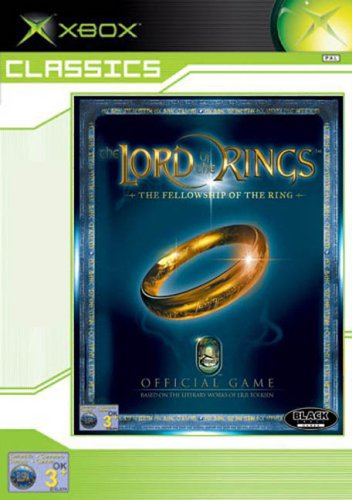 Lord of the Rings: Fellowship of the Ring (Xbox Classics)