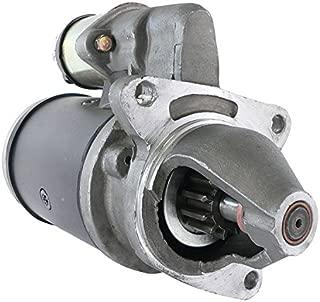 Db Electrical Slu0023 Starter For Allis Chalmers Tractor Farm Ed40,Case David Brown 1200 Selectmatic,1210 Syncromesh 1212 990 995 996 Diesel,Loader Backhoe 580F,1290,1294,1390,1394l