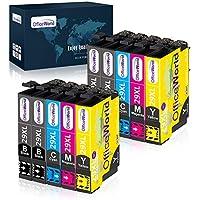 OfficeWorld 29 29 XL Cartuchos de Tinta para Epson 29XL Compatible con Epson Expression Home XP-245 XP-342 XP-442 XP-235 XP-335 XP-255 XP-452 XP-352 XP-455 XP-345 XP-432 XP-332 XP-247