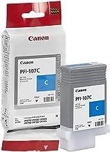 Canon - Pfi-107C Cyan Ink 130Ml Product Category: Large Format Printer Ink/Large Format Printer Ink Graphic Art