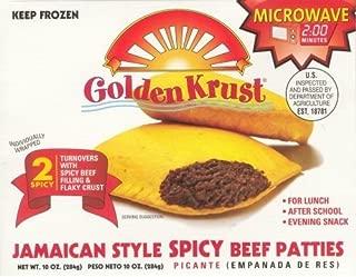 Best golden crust beef patty Reviews