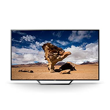 Sony 48-Inch 1080p Smart LED TV KDL48W650D (2016)
