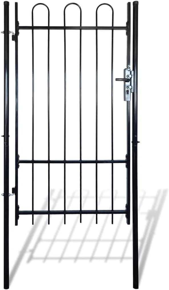 Modern Garden Fence Gate Many popular brands New product type With Locking System Barrier