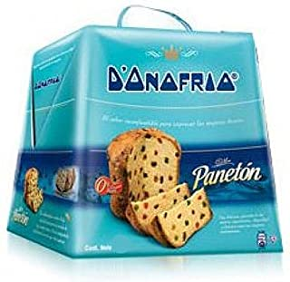 Paneton D'nofrio Cake with Raisins and Candied Fruits 900g