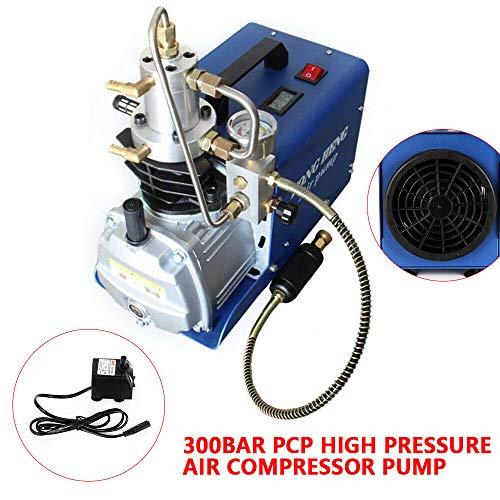 4500PSI Hochdruck Luft Kompressor 2 Zylinder 30Mpa...