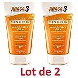 Anaca3 Le Gel Minceur 150 ml lot de 2 tubes
