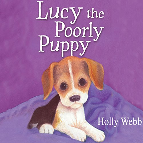 Lucy the Poorly Puppy cover art