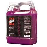 Jax Wax CS01 Cannon Soap 1 Gallon For Use With MTM Foam Cannon