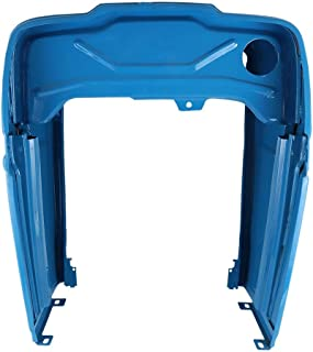 Complete Tractor 1111 5420 Radiator Shell Blue
