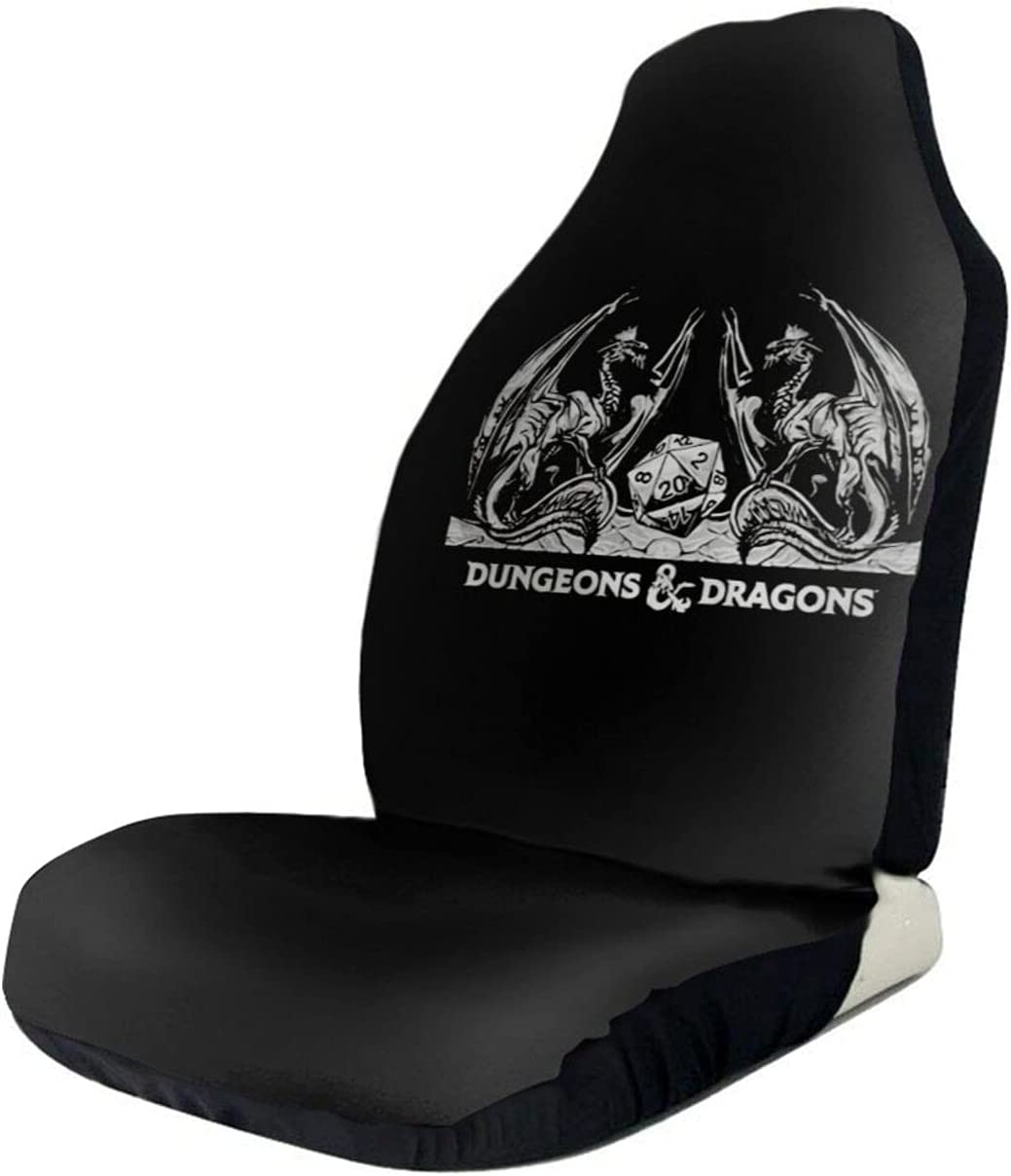 Dungeons and Dragons Anti-Skid Waterproof Special Campaign Car Cover Fit Seat Atlanta Mall