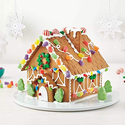 Deluxe DIY Year Round Fun Activity Gingerbread House Kit 38oz Crafts Kids & Adults